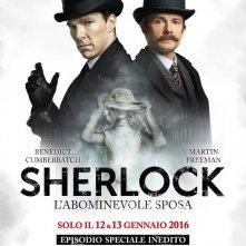 Locandina di Sherlock: The Abominable Bride