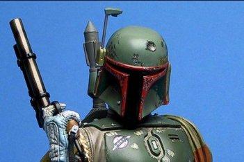 Il ritorno dello Jedi: Boba Fett in una scena del film