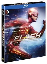 Il blu-ray di The Flash