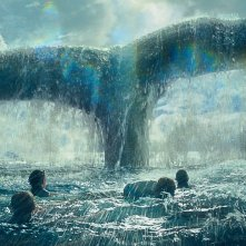In the Heart Of The Sea: una spettacolare immagine acquatica