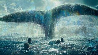 In the Heart Of The Sea: una spettacolare immagine acquatica