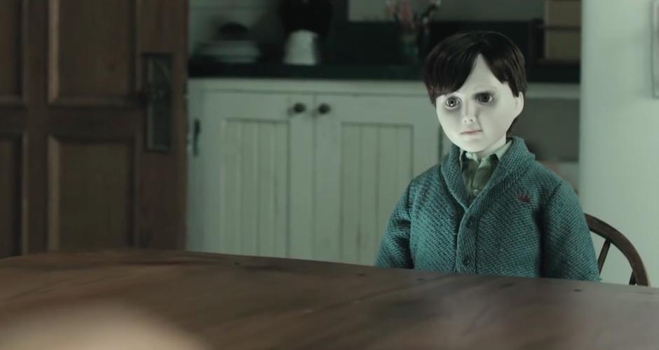 """The Boy"" - l'inquietante ""protagonista"" del film"