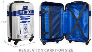 Star Wars: il trolley di R2-D2