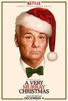 A Very Murray Christmas: la locandina del film