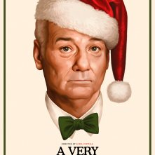 A Very Murray Christmas: la locandina del film