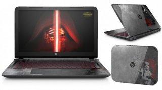 Star Wars: notebook HP