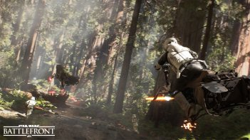 Star Wars Battlefront: corsa sugli speeder