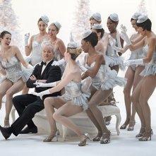 A Very Murray Christmas: l'attore Bill Murray in una foto dello speciale diretto da Sofia Coppola