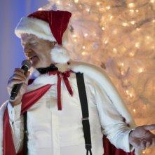 A Very Murray Christmas: l'attore Bill Murray canta in una delle foto dello speciale