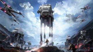 Star Wars Battlefront - Un'immagine promozionale del gioco