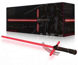 La spada di Kylo Ren