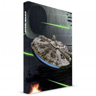 Star Wars: il notebook con suoni e luci
