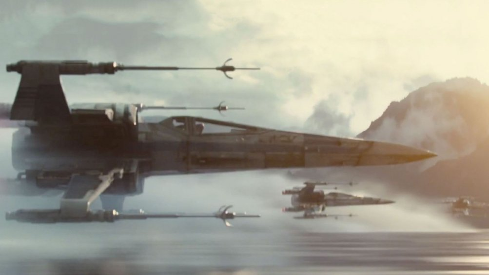 Star Wars: Il risveglio della forza, una scena del nuovo film della saga creata da George Lucas