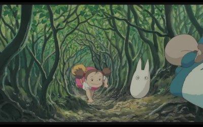 Il Mio Vicino Totoro - Evento speciale al cinema il 12 e 13 Dicembre