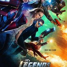 Legends of Tomorrow: il poster della serie