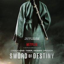 Crouching Tiger, Hidden Dragon: Sword of Destiny - Il poster del film