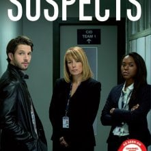 Suspects: la locandina della serie