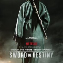 Locandina di Crouching Tiger, Hidden Dragon: Sword of Destiny