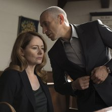 Homeland: Mark Ivanir e Miranda Otto nell'episodio All About Allison