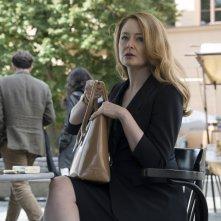 Homeland: l'attrice Miranda Otto in una foto della puntata All About Allison