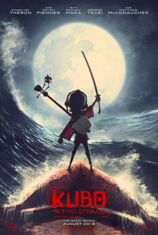 Kubo and the Two Strings: il poster del film