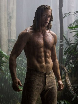 Alexander Skarsgard  in The Legend of Tarzan