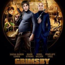 Locandina di Grimsby - Attenti a quell'altro