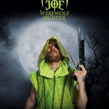 Neon Joe, Werewolf Hunter: la locandina della serie