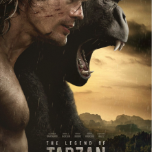 Locandina di The Legend of Tarzan