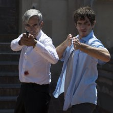 Anacleto: Agente secreto - Imanol Arias e Quim Gutiérrez sono pronti al combattimento