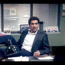 Cherif: Abdelhafid Metalsi coi piedi sulla scrivania