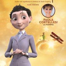 Il Piccolo Principe: il character poster della Mamma, doppiata da Paola Cortellesi