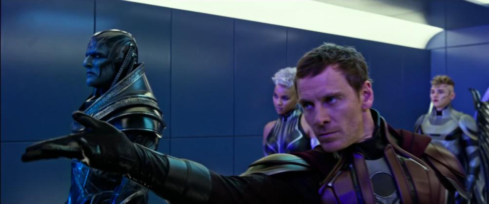 X-Men: Apocalypse: una scena di gruppo del primo trailer del film