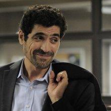 Cherif: Abdelhafid Metalsi in una foto di scena della serie