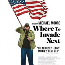 Locandina di Where to Invade Next