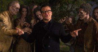 Piccoli Brividi: Jack Black circondato dai suoi mostri