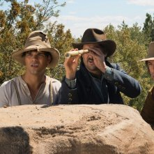 The Ridiculous 6: una scena del film Netflix