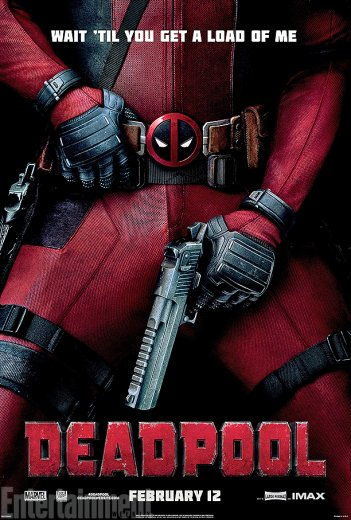 Deadpool: un nuovo poster del film