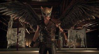 Arrow: Falk Hentschel è Hawkman in Legends of Yesterday