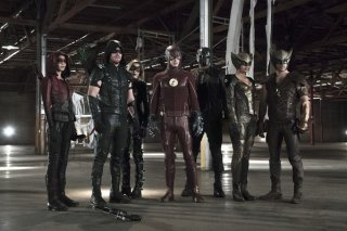 Arrow: un'immagine tratta da Legends of Yesterday