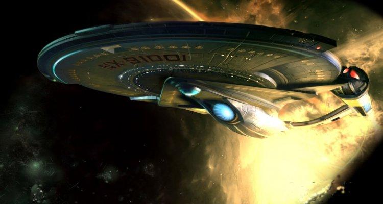 """Star Trek Beyond: in rete il trailer in versione """"rubato"""""""