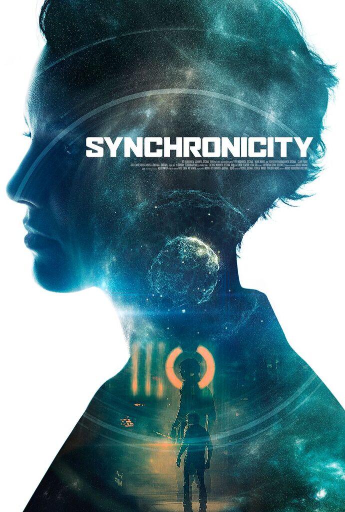 Synchronicity: il poster del film sci-fi