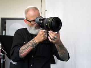 Boris Sans Béatrice - Il regista Denis Cote sul set
