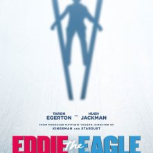 Locandina di Eddie the Eagle