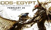 Gods of Egypt: un nuovo trailer e una locandina inedita del film