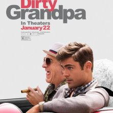 Dirty Grandpa: la nuova locandina