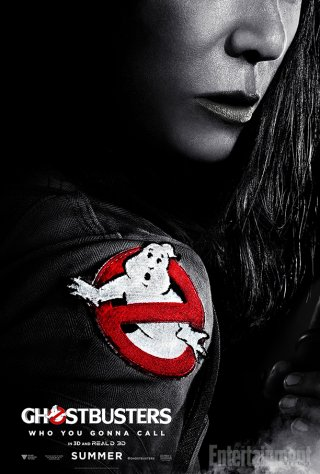 Ghostbusters: il character poster di Kristen Wiig
