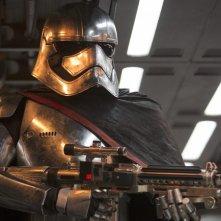 Captain Phasma in Star Wars: Il risveglio della Forza