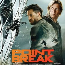 Locandina di Point Break
