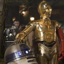 Star Wars: Il risveglio della forza - R2D2 e C3P0